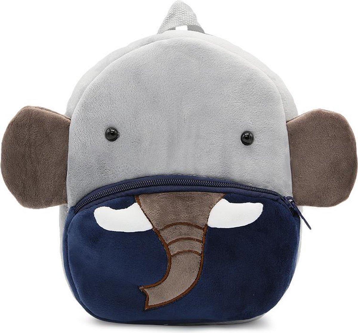 Kleuterrugzak olifant
